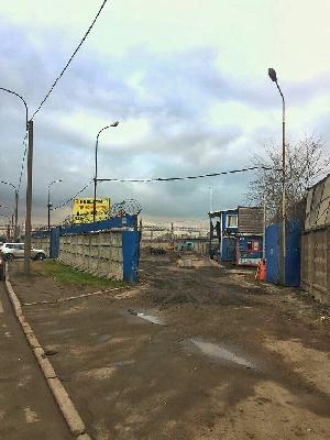 Открылся новый пункт приёма металлолома в Кировском районе на ул. Двинская