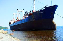 Сдать судно с разделкой и резкой на металлолом